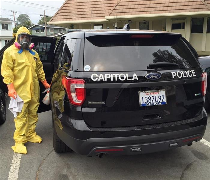 Call SERVPRO of Santa Clara for Bio Hazard clean up needs